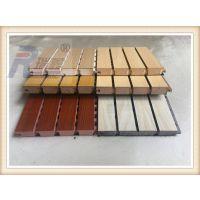 中山市阻燃槽木吸音板生产厂家