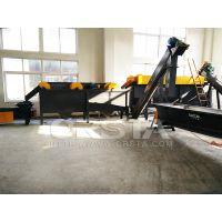 PVC软管破碎流水线设备,CRSTA处理软管造粒生产线