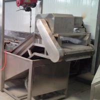 解冻机 海鲜化冻池 气泡多功能清洁洗肉机 鸡爪鸭掌专用 宏科食品