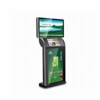 中创联合双屏广告机 厂家直销55寸双屏触摸一体机 触摸一体广告机