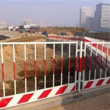 基坑周边护栏 深基坑护栏 施工防护网