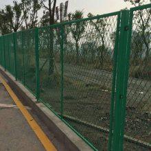 清远公园防落隔离网 湛江鱼塘隔离栅直销,珠海工地临时围栏生产厂家
