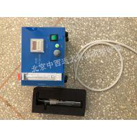 中西 液体撞击式空气微生物采样器库号:M20619 型号:KH05-FA-5