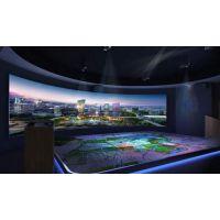达州多媒体展馆设计公司_达州数字展厅设计公司