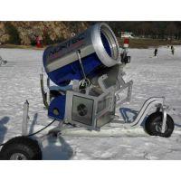 高效率大雪量造雪机 国产造雪机使用及维护