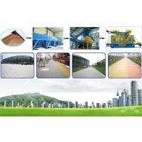 制砖机成套设备所需的主要设备及工艺情况分析