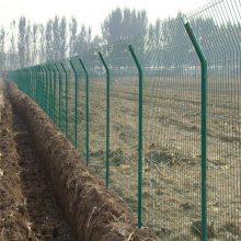 养鸡护栏网多少钱一米 铁艺护栏网 隔离防护网配件