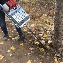 广东移树机工作视频 果园柿子树移栽机 技术先进的合资移树机