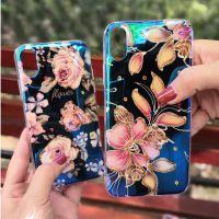 苹果iphone7plus文艺碎花6s秀气小花朵IMD全包保护摄像头手机壳