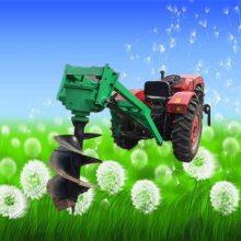 广西省价格低手提式钻孔机 启航电线杆打坑机 植树挖坑机