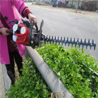 节能无噪音绿篱机 新环保小型绿化带修剪机 润华园林修剪机