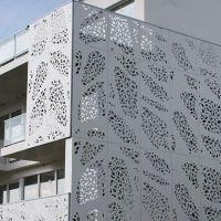 学校办公镂空折弯雕花铝单板 2mm外墙造型铝型材铝板 氟碳漆厂家雕刻铝单板