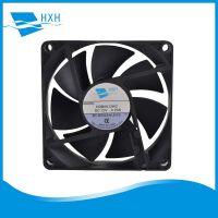 散热风扇8020直流散热风扇12V| 防潮|防水|耐高温|静音|大风量