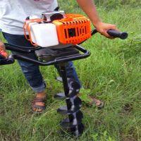 林业机械挖坑机 老人也可操作的