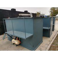 一体化鸡鸭鹅屠宰场污水处理设备工艺