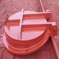 源头厂家供应800mm管道排污铸铁拍门