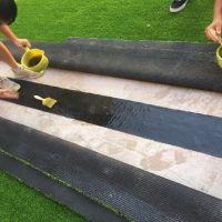 人造草坪仿真草坪人工塑料假草皮墙绿植阳台户外装饰绿色地毯垫子