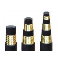 河北隆众橡胶专业生产销售高压钢丝编织胶管
