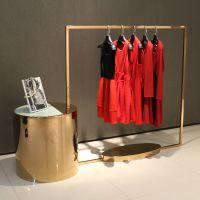 服装展示架厂家定制生产 服装展示道具定制服装展示架