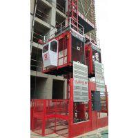 操作简单使用安全的施工电梯 客货两用施工电梯