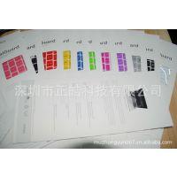 Apple  Macbook 13.3彩色透明鍵盤保护膜