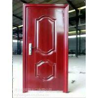 宁夏工程防盗安全门、钢制防火入户门