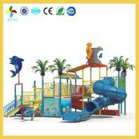 邵阳室外组合滑梯生产企业 长沙小区健身儿童乐园设计
