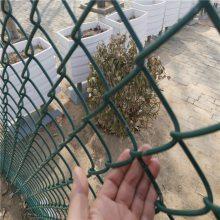 鱼塘围栏网 镀锌勾花网图片 包塑勾花网批发