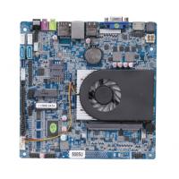 研盛芯控QM9400 I3-4010U Haswell4k极清主板 触摸一体机主板,广告机主板