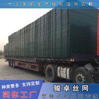 热浸塑铁丝养殖网 绿色喷塑钢丝网用途 自产自销