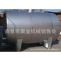大型不锈钢储存罐价格 10吨白酒储酒罐价格 液态白酒发酵罐
