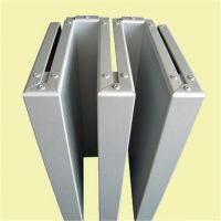 铝单板 氟碳漆面 专业幕墙装饰材料 内墙外墙通用