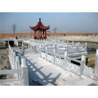 陕西石栏杆石材栏板厂家供应--顺利石雕。