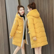杭州冬季女装尾货羽绒服外套时尚女士棉服杂款女士棉衣面包棉衣批发