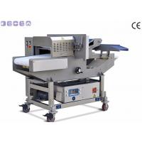 霖奥RN200-Q全自动鸡胸肉切片机、里脊肉切片机、爱心鸡排分切机