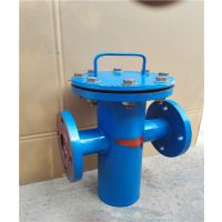 液体管道过滤用篮式过滤器DN-100/不锈刚篮式过滤器/过滤器生产厂家