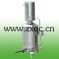 中西(LQS促销)不锈钢电热蒸馏水器 型号:DD15-DZQ130-100库号:M217467