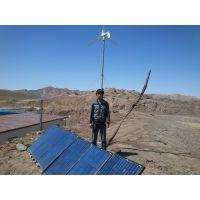 兰州程浩供应;1000W风光互补发电系统,景泰红水工程 太阳能发电系统工程