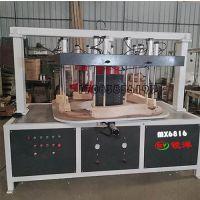 锐洋机械 餐桌餐椅加工机械 木床 双面仿形机