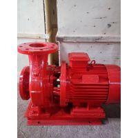 温邦XBD10/39.7多级喷淋泵安徽消防泵75kw消防水泵