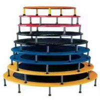 奥信德健身器材 厂家直销跳床 健身运动蹦床 弹床图片 多钱一个