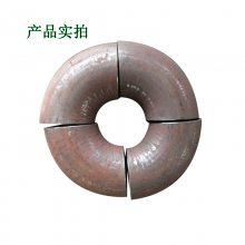 厂家供应山西碳钢90度煨制弯管 168*6 R=6D无缝碳钢弯管