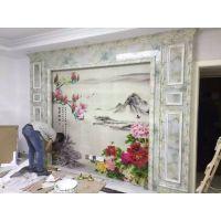 装饰板4色丝印机PVC发泡板玻璃瓷砖