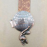 厂家制作马拉松奖牌 定做古铜金属运动会奖牌 锌合金创意纪念奖章