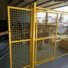 湛江货运仓储围栏网 茂名仓库隔离栅定做 梅州工厂车间分隔护栏报价