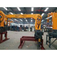江苏苏州农用底盘该黄3吨吊机多少钱 2吨重物上下车选3.2吨随车吊吊机