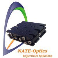 精密 超薄 微型 升降台/光学手动位移台/实验升降平台