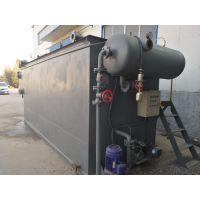 农村污水处理设备一体化平流式溶气气浮设备气浮机地埋式污水处理设备