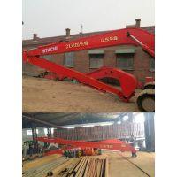 改装沃尔沃挖掘机10—26米加长臂各种型号均可设计定做