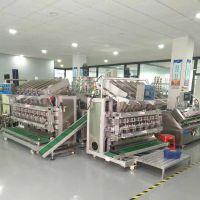 天丝面膜机全自动面膜设备灌装封口一体诚鑫优质供应